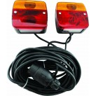 Magnetic Trailer Lights - Stop/Tail/Indicator