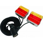 Magnetic LED Trailer Lights - Stop/Tail/Indicator