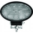 "LED Work Lamp - 6"" Oval"