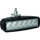 "LED Work Lamp - 5"" Rectangular"