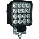 "LED High Power Work Lamp - 4"" Square"