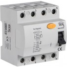 RCD Circuit Breaker - 4 Pole