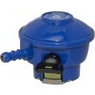 Butane Fixed Low Pressure 'Quick-On' Regulators - 28 Mbar