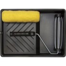 "General Purpose 9"" Paint Roller Tray Kit"