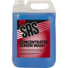 S.A.S Concentrated Screen Wash - 5L