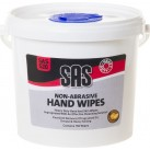 S.A.S Hand Wipes - Non-Abrasive