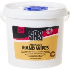 S.A.S Hand Wipes - Abrasive