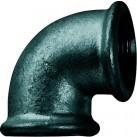 Malleable Iron Pipe Fitting - Female Equal Elbow 90° (90)