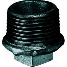 Malleable Iron Pipe Fitting - Square Hollow Plug (290)