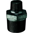 Malleable Iron Pipe Fitting - Reducing Hex Nipple (245)