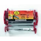 BONDHUS Balldriver/Hex T-Handles - Metric Set