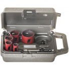 MORSE Electricians' Hole Saw Kit