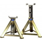 WEBER Axle Stands - Low Entry