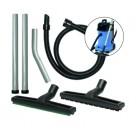 Commercial Wet & Dry Vacuum Kit