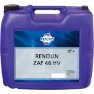 FUCHS 'Renolin' ZAF 46 HV High Quality Hydraulic & Lubricating Oil