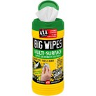 BIG WIPES 'Multi-Surface' Super Absorbent Bio Wipes