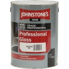 JOHNSTONE'S TRADE 'Trade Professional' Professional Gloss Paint - 5 Litres
