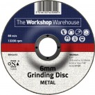 The Workshop Warehouse 6 mm Cutting Disc - Depressed Centre