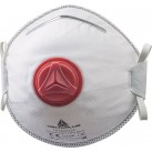DELTAPLUS Moulded Disposable FFP3 Masks + Valve