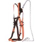 DELTAPLUS Restraint Work Harness Kit
