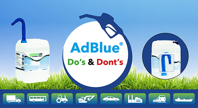 Where To Buy Adblue >> Do's and Don'ts, AdBlue® Must read
